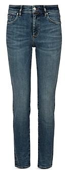 AllSaints Miller Sizeme Skinny Jeans in Hunter Blue