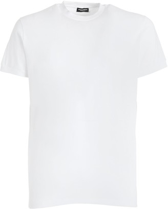 DSQUARED2 Underwear 3 Pack Printed Cotton Jersey T-shirt