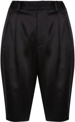 Fleur Du Mal Slim-Fit Bermuda Shorts