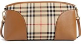 Burberry 'Small Chichester - Horseferry Check' Shoulder Bag