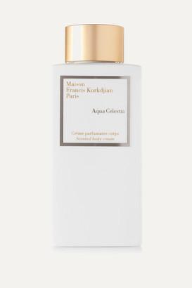 Francis Kurkdjian Aqua Celestia Scented Body Cream, 250ml - one size