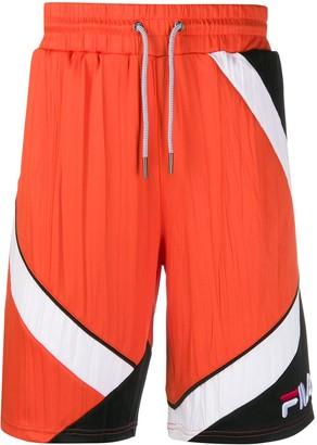 Fila Nero Yoshi track shorts