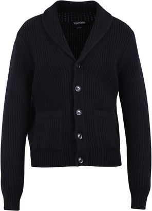 Tom Ford Button Fastening Cardigan