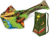Neat-Oh! ZipBin Dinosaur Bring-Along Backpack & Toy Set