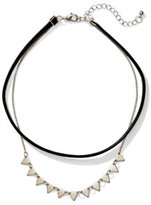 New York & Co. Layered Choker Necklace