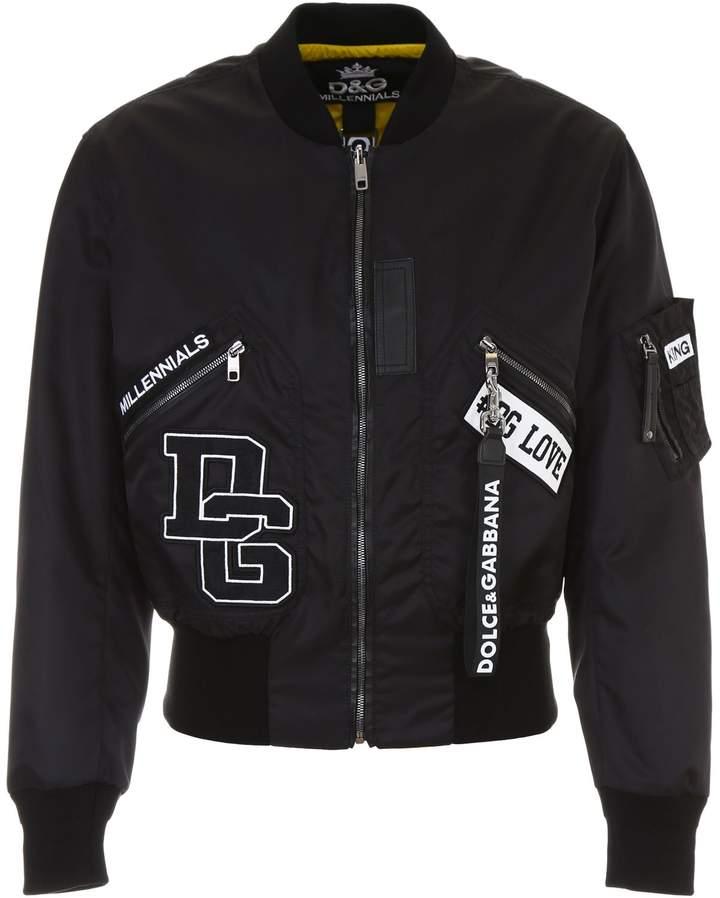 Dolce & Gabbana Reversible Jacket