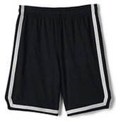 Classic Little Boys Mesh Athletic Shorts-Stone Gray
