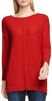 Two by VINCE CAMUTO Exposed Seam Sweater