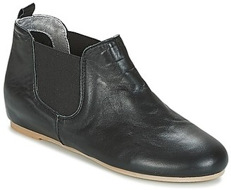 Ippon Vintage CULT BLACK women's Mid Boots in Black