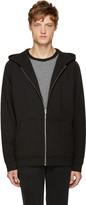 Alexander Wang Black Vintage Fleece Hoodie