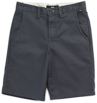 "Vans Boys Authentic 18"" Stretch Short"