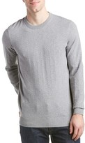 Ben Sherman Twill Texture Crewneck Sweater.