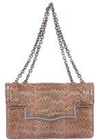 Judith Leiber Python Shoulder Bag