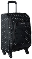 """Kenneth Cole Reaction Dot Matrix Collection - 20"""" Carry On"""
