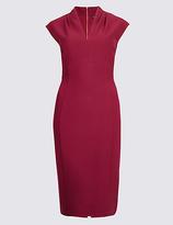 M&S Collection Bodycon Midi Dress
