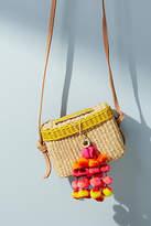 Nannacay Baby Pom Pom Crossbody Bag
