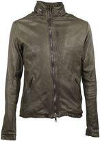 Giorgio Brato Dust Stand Up Collar Jacket