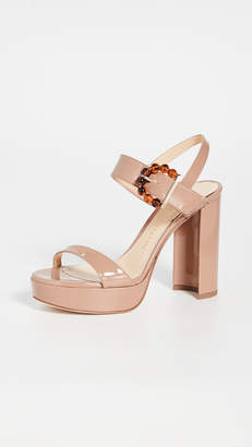 Chloé Gosselin Tori 90mm Buckle Sandals