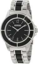 Versus By Versace Women's AL13LBQ809A999 Tokyo Dial Stainless Steel Bracelet Watch