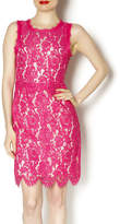 Darling Pink Lace Dress