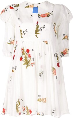 macgraw Piper floral print dress
