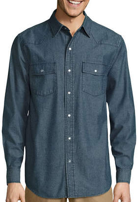 M·A·C Big Mac Western Chambray Shirt