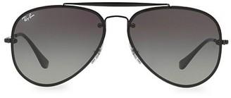 Ray-Ban RB3584 61MM Blaze Aviator Sunglasses