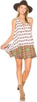 Show Me Your Mumu Rancho Mirage Lace Up Dress