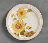 Pottery Barn Sunflower Platter