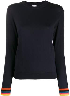 Paul Smith long sleeve knit jumper