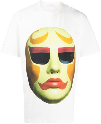 Ih Nom Uh Nit mask graphic print T-shirt