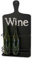 Wine Rack Paddle Chalkboard