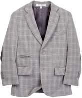 Isaac Mizrahi Checkered Blazer (Toddler, Little Boys, & Big Boys)