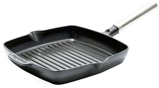 Green Pan Simmerlite 10-Inch Cast Aluminum Ceramic Nonstick Square Grill Pan