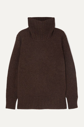 &Daughter Fintra Wool Turtleneck Sweater