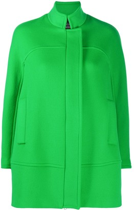 Gianluca Capannolo Concealed Button Coat