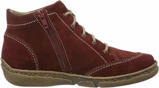Josef Seibel Womens Neele 01 Low-Top Sneakers Red Size: 9
