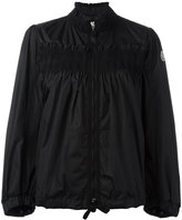 Moncler ruche panel jacket - women - Polyamide - 2