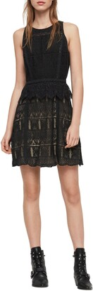 AllSaints Melia Dress