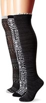 K. Bell Socks Women's Patterned Novelty Over-The-Knee Socks