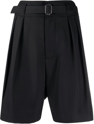 Simon Miller Belted Culotte Shorts