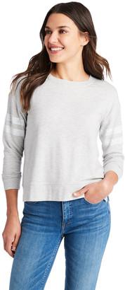 Vineyard Vines Varsity Stripe Crewneck Sweatshirt