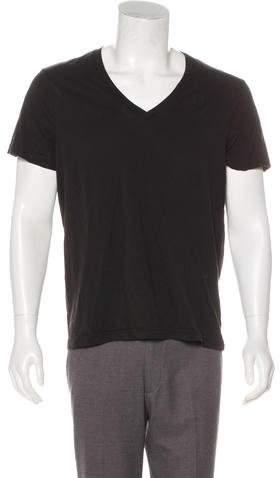 G Star V-Neck Knit T-Shirt