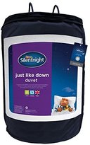 Silentnight Just Like Down 10.5 Tog Duvet - Single