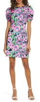 Lilly Pulitzer R) Anabella Puff Sleeve T-Shirt Dress