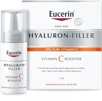 Eucerin Hyaluron Filler 10% Pure Vitamin C Booster 3 X 8Ml