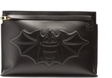 Loewe Bat T leather pouch
