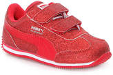 Puma Whirlwind Glitz Toddler Sneaker - Girl's