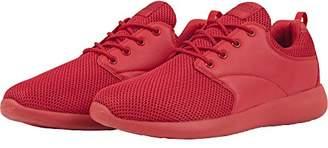 Urban Classics Light Runner Shoe Unisex Adult Training Shoes Size: 37 EU ()