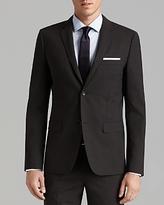 Theory Wellar Slim Fit Suit Separate Sport Coat